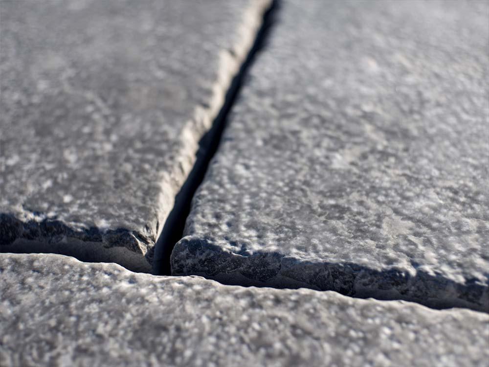 marmol roto rustico